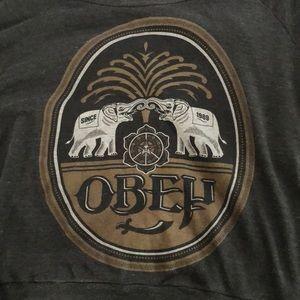 Obey elephant sweatshirt